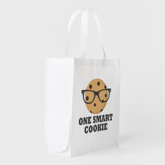 One Smart Cookie Reusable Grocery Bag