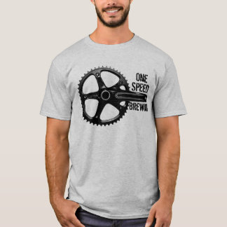 One Speed Brewing T-Shirt