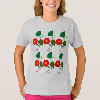 ONE Sweet Flower: Add your GREETING / Commendation T-Shirt