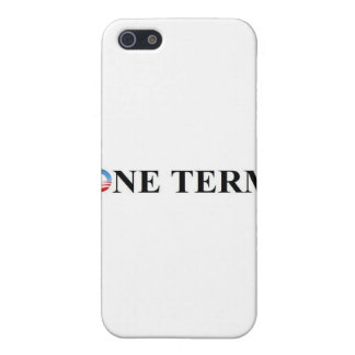 ONE TERM CASE FOR iPhone 5