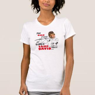 One Time at Band Camp Sarah Palin Shirt
