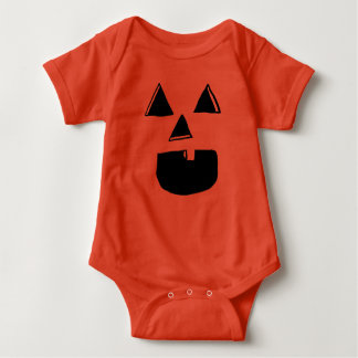 One Tooth Jackolantern Baby Bodysuit