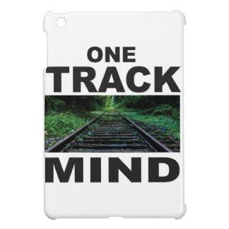 one track mind fun iPad mini case