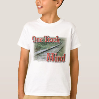 One Track Mind T-Shirt