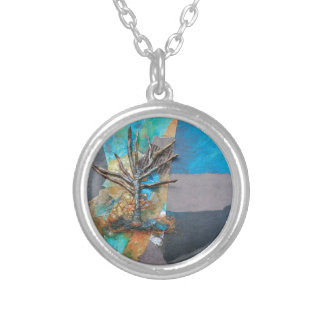 One Tree Hill Silver Plated Necklace