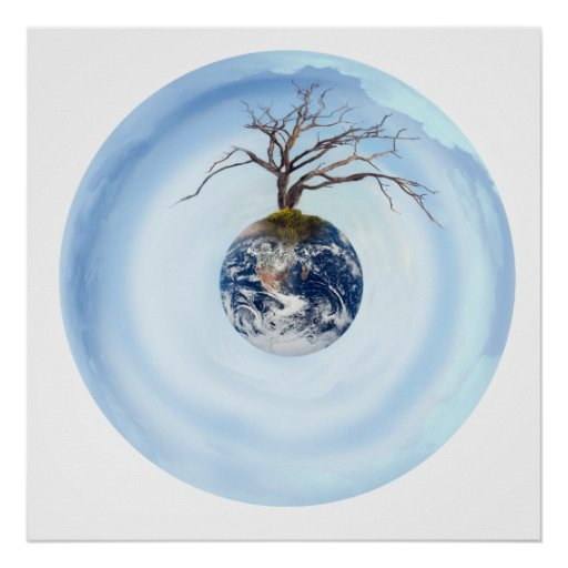 One Tree Planet Posters