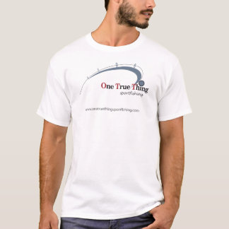 One True Thing - East Vs. West Shark Hunters T-Shirt