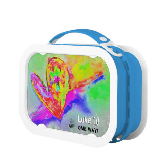 One Way Lunch Box