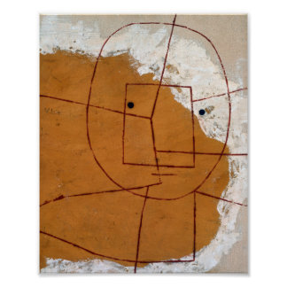One Who Understands : Paul Klee 1934 Poster