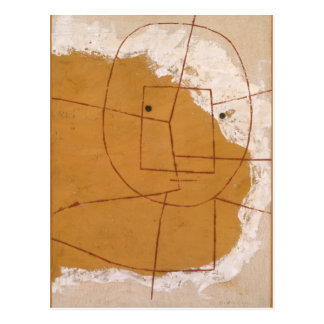 One Who Understands, Paul Klee Postcard