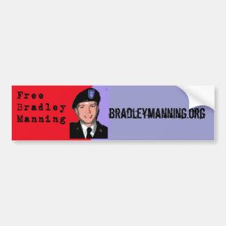 One World Awaken Bumper Sticker