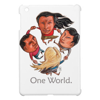 One World Global Community iPad Case