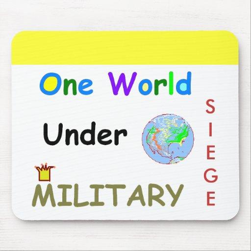 One World Mousepad
