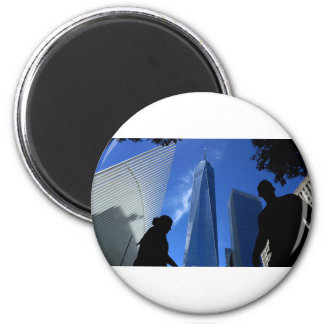 One World Observatory (Freedom Tower)NYC-Magnet Magnet