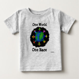 One World, One Race shirt