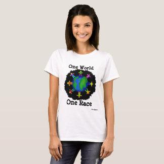 One World, One Race T-Shirt