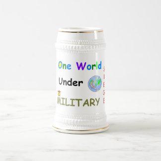One World Stein Coffee Mugs