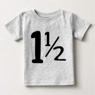 One year and half Toddler Tshirt
