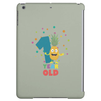 One Year old first Birthday Party Zpuo7 iPad Air Case