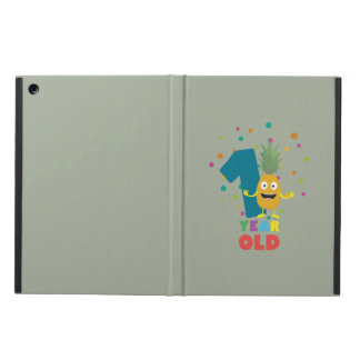 One Year old first Birthday Party Zpuo7 iPad Air Cover