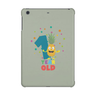 One Year old first Birthday Party Zpuo7 iPad Mini Retina Cases