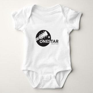 OneStar_PNG Baby Bodysuit