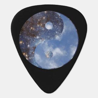 Onglet de guitare de nuit et de jour de Yin Yang