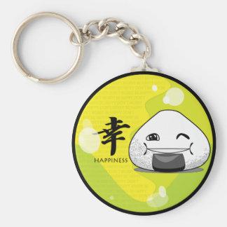 Onichibi - Happy! Keychain