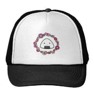 Onigiri Musubi Design Trucker Hat