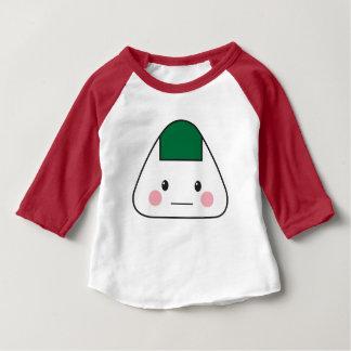 Onigiri omusubi Japanese rice ball seaweed nori Baby T-Shirt