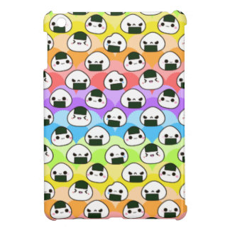 Onigiri Rice Balls iPad Mini Cases