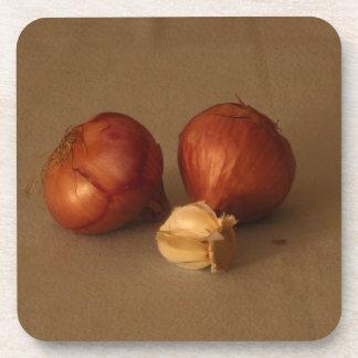 Onion & Garlic Drink Coaster