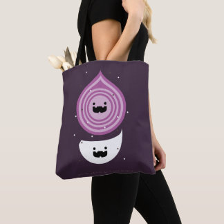 Onion Garlic Salt And Pepper Tote Bag