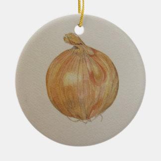 Onion kitchen ornament