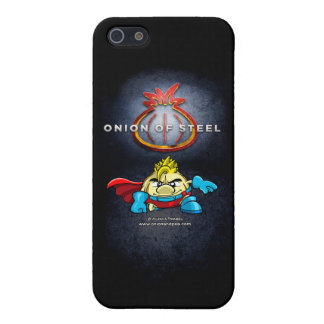 Onion of Steel iphone 5C marries iPhone 5/5S Case