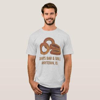 Onion Rings Ring Custom Restaurant Bar Grill Diner T-Shirt