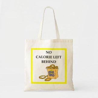 onion rings tote bag