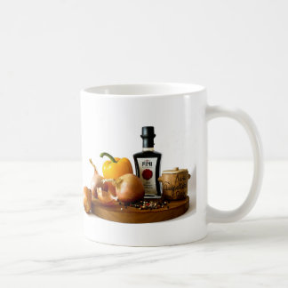 Onion Still Life Coffee Mug