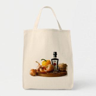 Onion Still Life Tote Bag