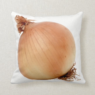 Onion Throw Pillow