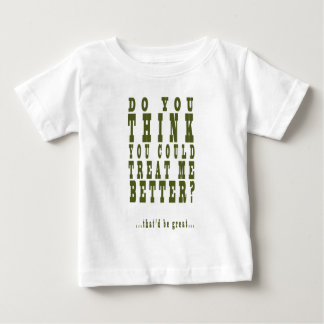 Online Dating Baby T-Shirt