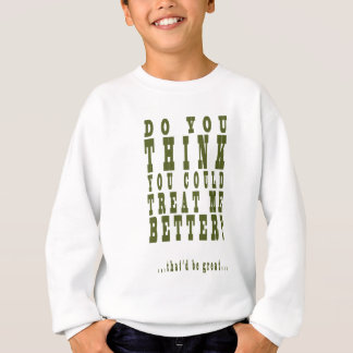 Online Dating Sweatshirt