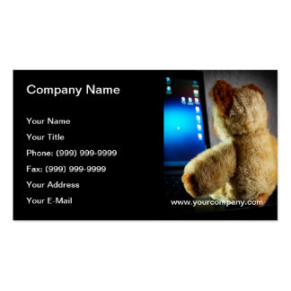Online night shift business cards