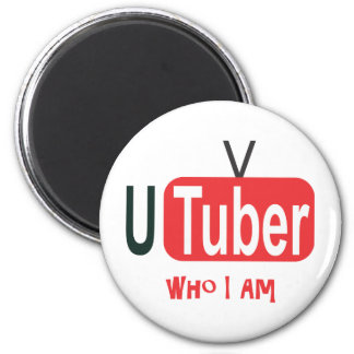 Online video Who I Am Refrigerator Magnets