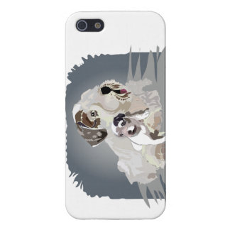Only 1 pup left iPhone 5 covers