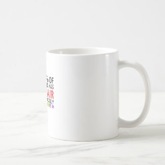 Only 2 Percent of the World has Red Hair So Im Coffee Mug