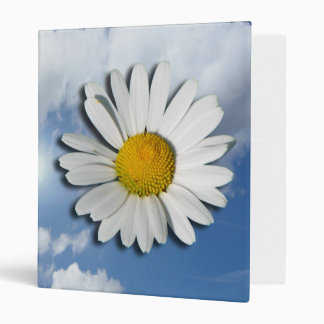Only a Marguerite Blossom + your text & ideas 3 Ring Binders
