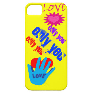 only iPhone 5 cover