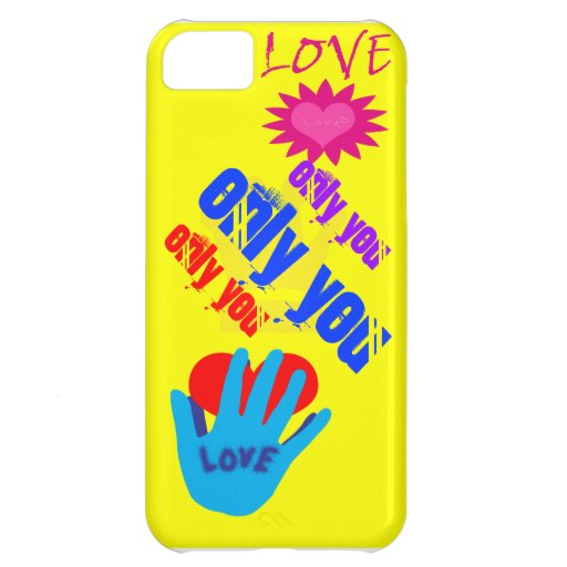 only case for iPhone 5C