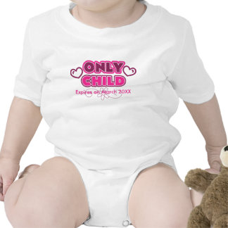 Only Child Expires 20XX Romper